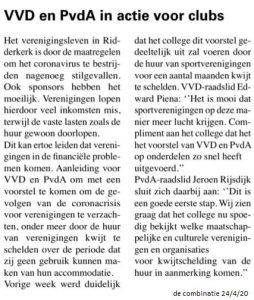 https://ridderkerk.pvda.nl/nieuws/pvda-en-vvd-in-actie-voor-clubs/